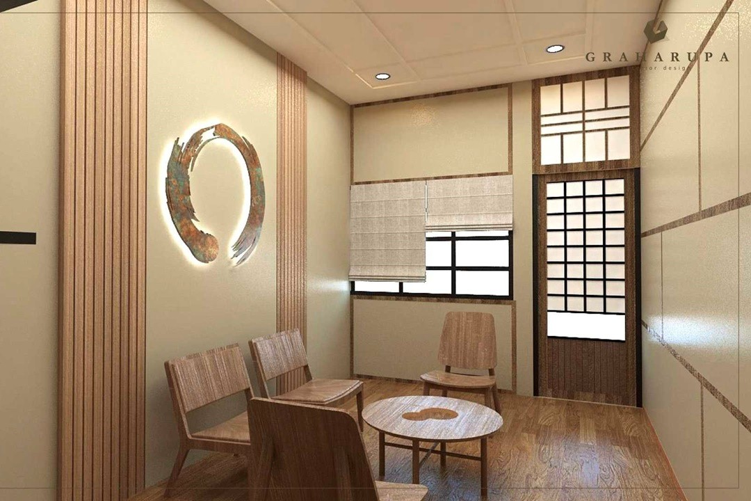 Desain Ruang Tamu 6 X 3